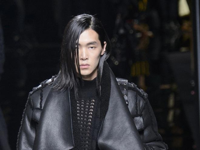 Модні чоловічі стрижки 2016: довге волосся