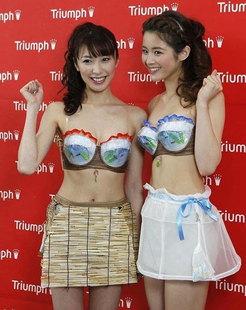Бюсты от «Triumph Lingerie»