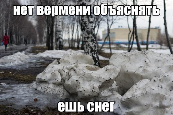 Весенние мемы