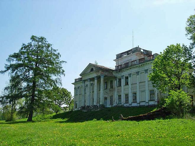 Визначні місця Білорусі
