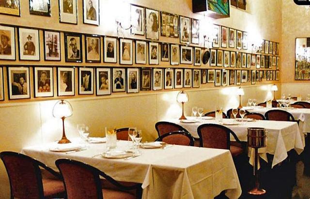 Достопримечательности Болоньи: ресторан Pappagallo