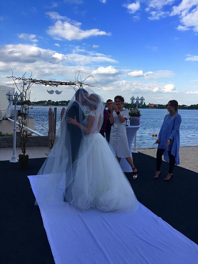 Арсен Мирзоян и Тоня Матвиенко поженились