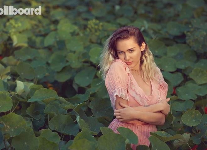 Майли Сайрус для Billboard