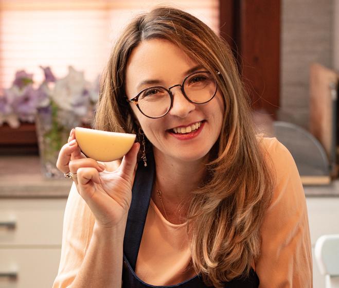 Оксана Черновая, сырный эксперт