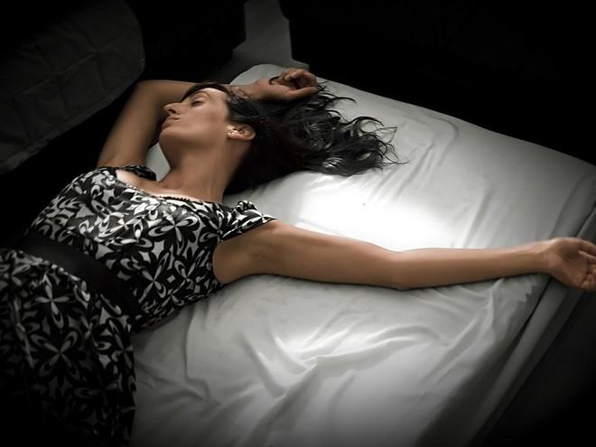 Испытала оргазм во сне