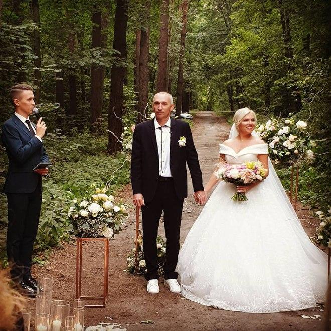 Григорій Липовецький і Віта Гончаренко