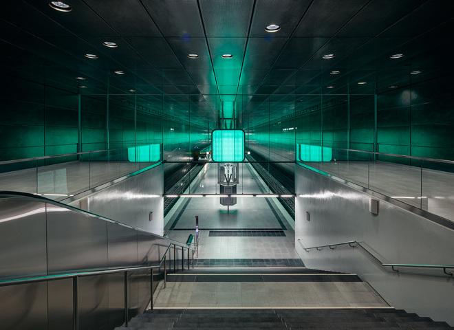 Метро, в яке хочеться спуститися: краса німецької підземки