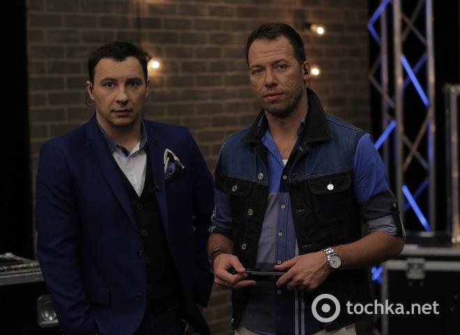 Константин Томильченко и Дмитрий Танкович