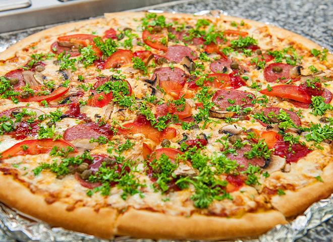 Очень простой рецепт пиццы с фото! » Татьяна Бедарева 8
