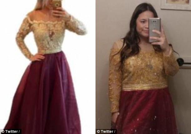 Выпускное платье через интернет. Ожидание и реальность