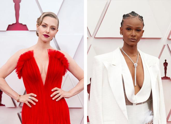 Оскар-2021: лучшие наряды