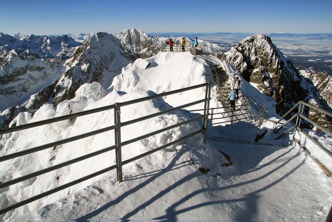 Зимовий відпочинок 2017: катаємося на лижах у Словаччині
