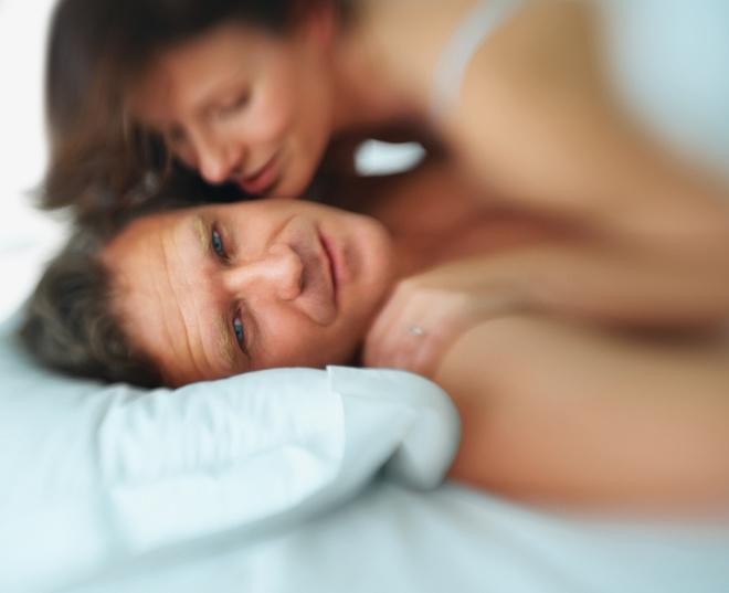разговоры и оргазм