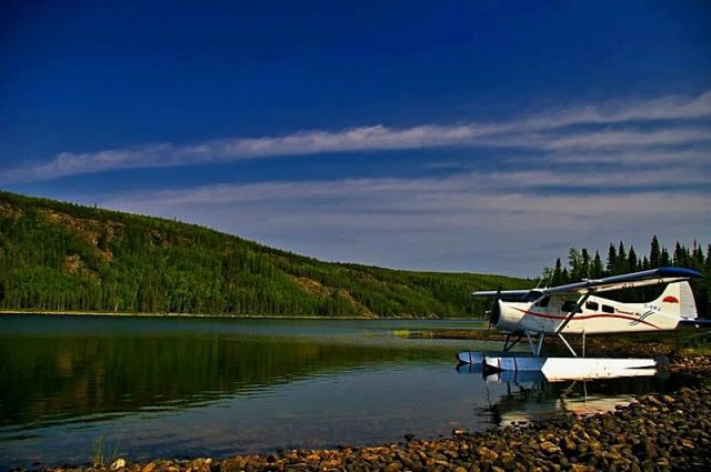 Трофейная рыбалка: Scott Lake Lodge