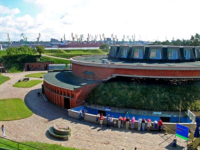 Цікаві місця Литви: Копгалісская фортеця