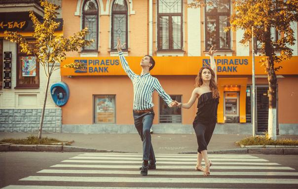 Танцующий Киев