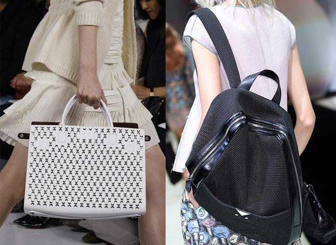 Модные летние сумки 2016