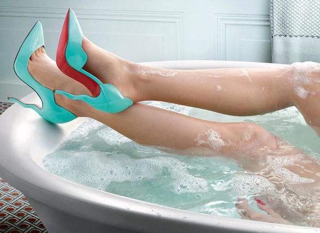 Water in Love - новая коллекция Christian Louboutin