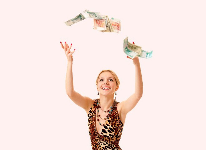 Поклич у своє життя гроші!