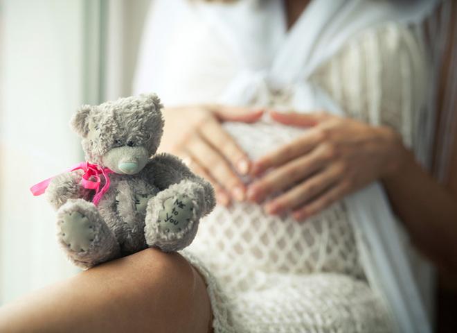 Первая беременность