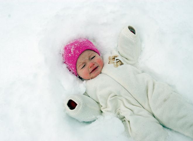 Зима коварна!