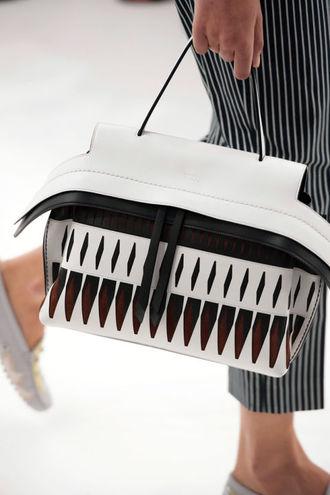 Модні сумки 2016: сумка-багет