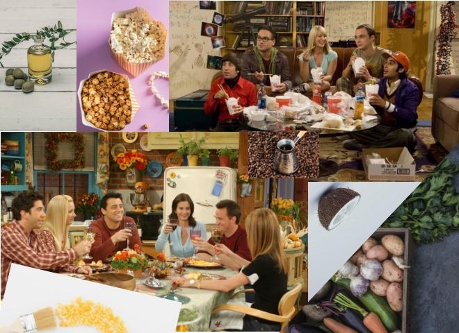 Что готовили Моника Геллер и Шелдон Купер: рецепты блюд из культовых сериалов