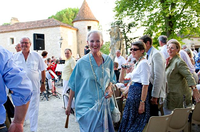 Де можна зустрітися поглядом з монархом: королева Маргарет II - Данія