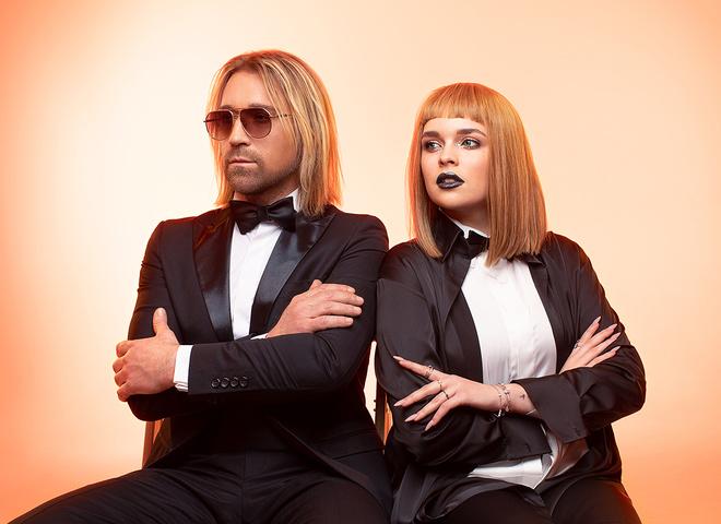 Олег Винник и Элина Иващенко