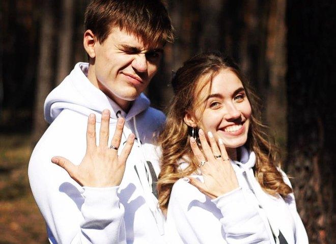 Максим Самчик і Ангеліна Трандафілова