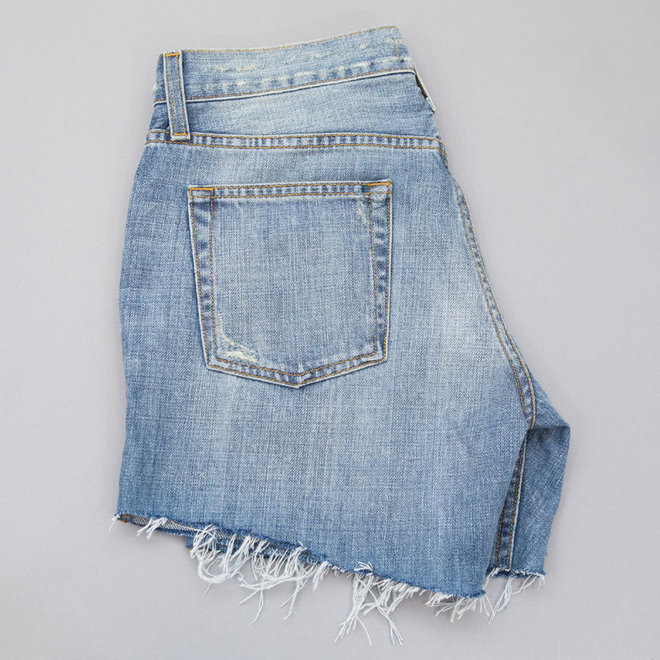 Як зробити шорти зі старих джинсів (фото)