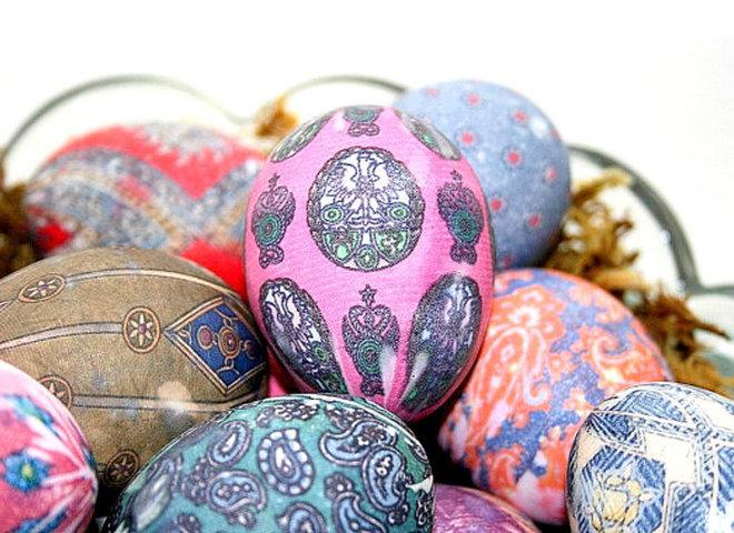 Малюнки на яйцях до Великодня