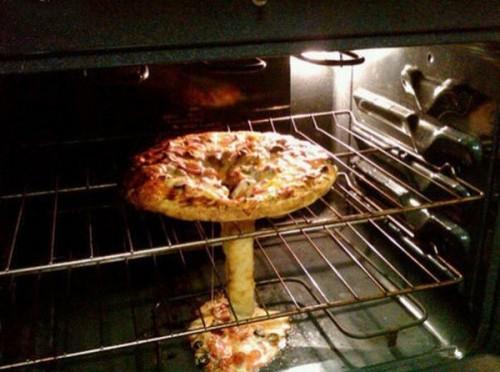 Пицца fail