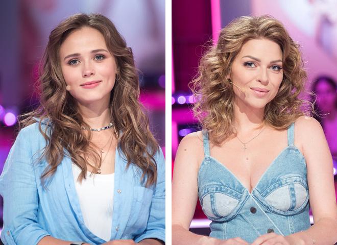 Анна Кошмал і Яна Глущенко