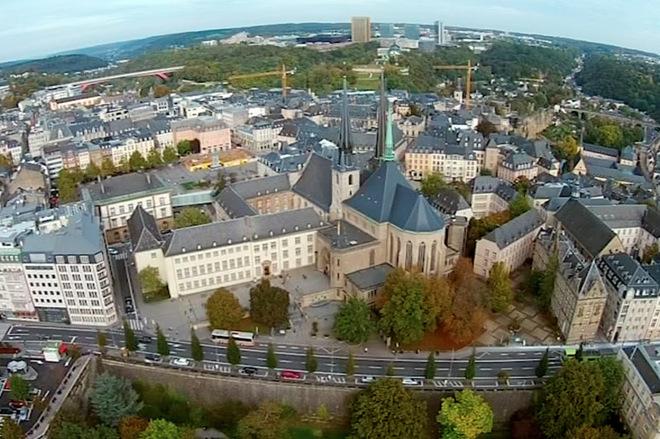 Подорож Люксембургом на автомобілі
