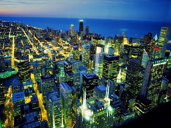 Кінотуризм: на дорозі. Чикаго