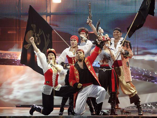 Самые трешовые и необычные образы на конкурсе Евровидение