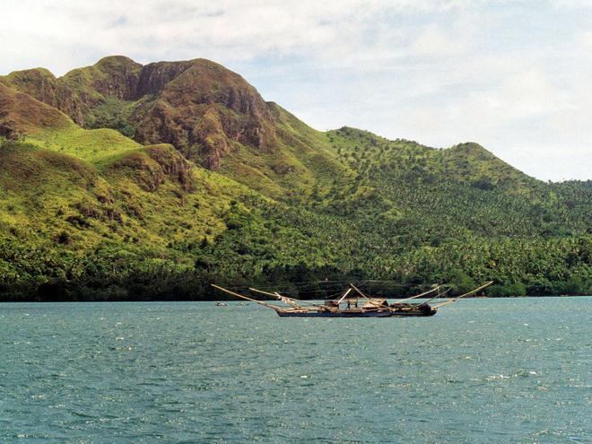 Где увидеть радужный эвкалипт. Остров Минданао