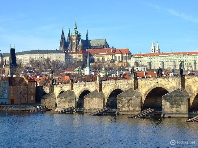 Карлов мост (Прага)
