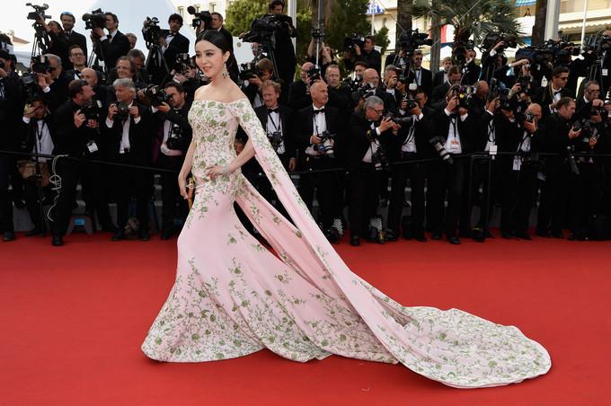 Канны 2015: топ-15 лучших платьев 68-го кинофестиваля