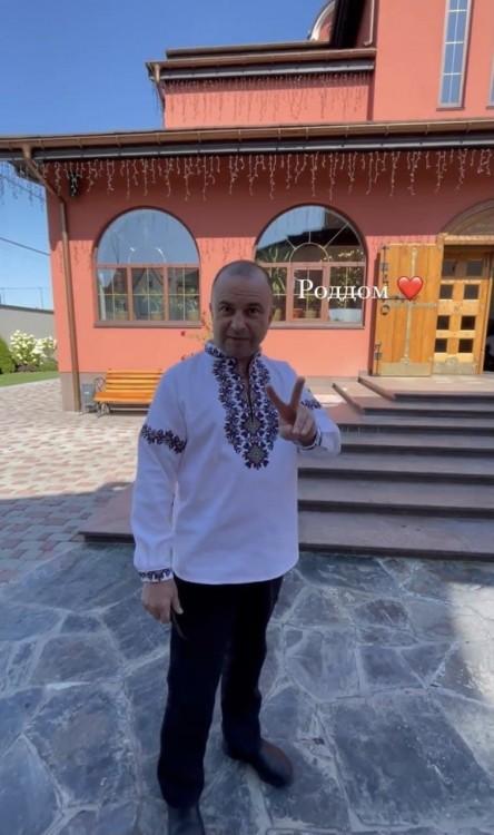 Віктор Павлик та Катерина Репяхова