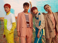 SHINee Taemin Minho Key Onew The Story of Light Good Evening