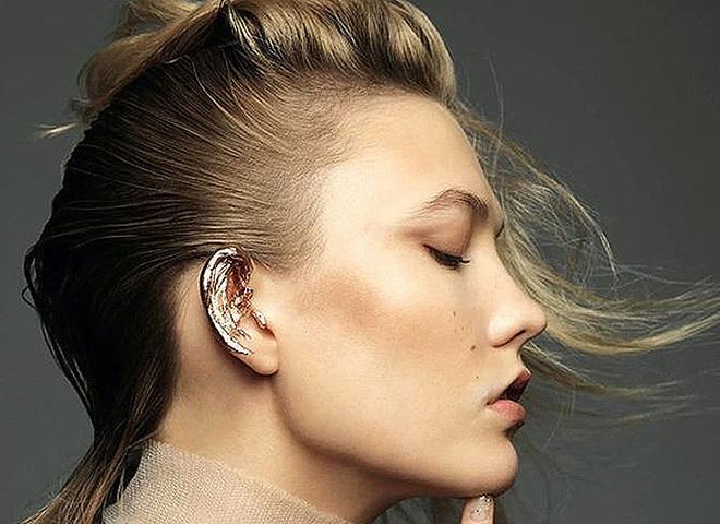 Несподіваний б'юті-тренд: макіяж вух