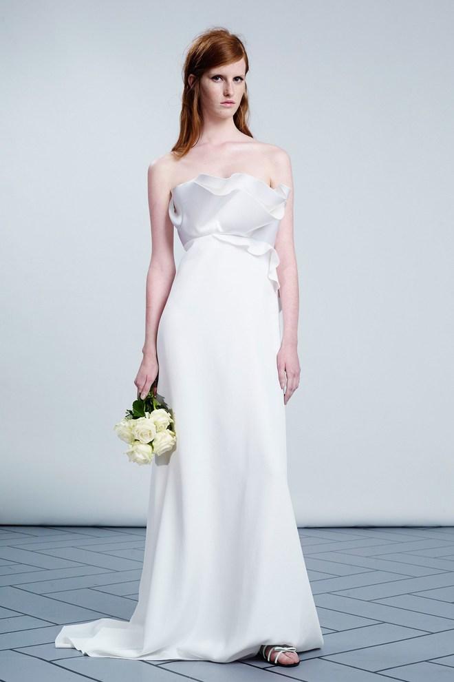 Весільна сукня Viktor & Rolf з пре-колекції весна-літо 2014