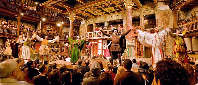 Фестиваль шекспірівських п'єс у Лондоні