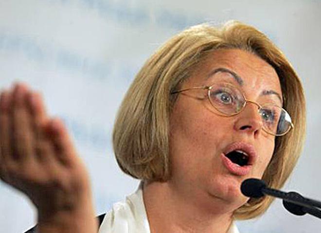 заместитель председателя фракции Партии регионов в Верховной Раде Анна Герман