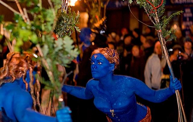 Батьківщина Хеллоуїна: подорож до Шотландії та Ірландії - The Samhuinn Fire Festival