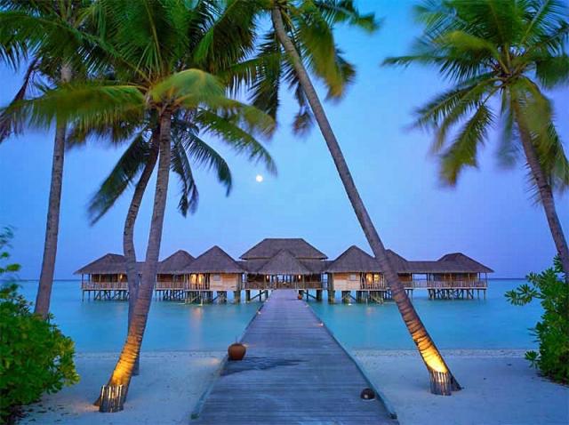Новорічні тури 2014. Мальдіви