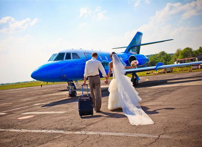 Свадебное путешествие: где провести медовый месяц осенью