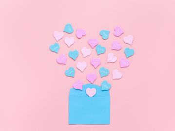 Что украинцы дарят на День святого Валентина